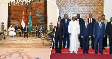 نص البيان المشترك للقمة التشاورية للشركاء الإقليميين للسودان
