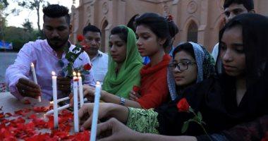 تأبين ضحايا هجمات سريلانكا الإرهابية