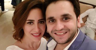 """إصابة زوجة مصطفى خاطر بوعكة صحية تجبره على تأجيل تصوير """"طلقة حظ"""" 24 ساعة"""