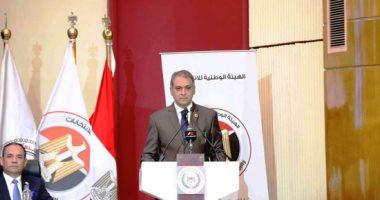غازى: الهيئة الوطنية عكفت على إعداد انتخابات الشيوخ فى زمن قياسي