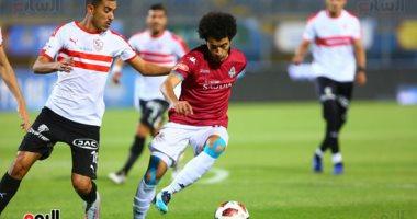 الزمالك يواجه بيراميدز فى نهائى  كأس مصر.. الليلة