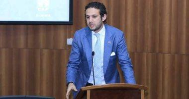 محمد فضل يوجه رسالة مؤثرة لنجله الراحل إسماعيل
