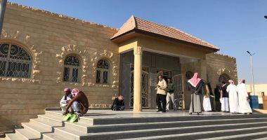 صور.. تعمير وسط سيناء.. الاستعداد لطرح 3200 فدان مجهزة بمنازل ومرافق للشباب