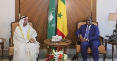 الرئيس السنغالى يستقبل وفد المجلس العالمى للتسامح والسلام