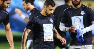 عبد الله السعيد بعد فوز بيراميدز على الزمالك: الحمد لله على قمة الدورى