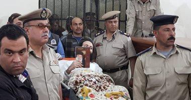 جنايات دمنهور تقضى بإعدام الراهبين أشعياء وفلتاؤوس لقتلهما الأنبا إبيفانيوس