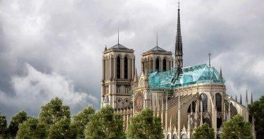 شاهد.. فرنسا تسابق الزمن لإعادة ترميم كاتدرائية نوتردام