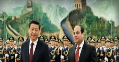 """مصر """"محور"""" الصين فى الشرق الأوسط.. تنفيذ مبادرة الحزام والطريق يتمركز فى المنطقة الاقتصادية.. قناة السويس """"كلمة السر"""".. طريق الحرير يمر بـ65 دولة.. والسيسى يدعم المبادرة الصينية فى """"بكين"""""""