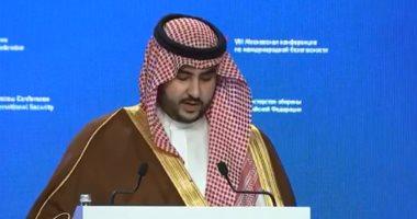 السعودية والولايات المتحدة تبحثان التعاون العسكرى والاستراتيجى بين البلدين
