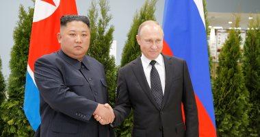 بوتين: زيارة كيم ستساعد على إيجاد سبيل للتوصل لتسوية فى شبه الجزيرة الكورية