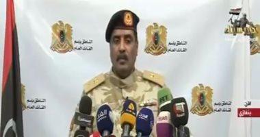 """""""المسمارى"""":  قوات الجيش الليبى تتقدم على كافة المحاور نحو طرابلس"""