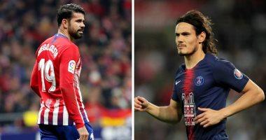 باريس سان جيرمان يفكر في صفقة تبادلية مع أتلتيكو مدريد