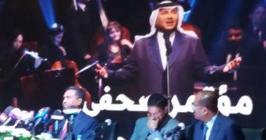 """محمد عبده: الشاعر خالد الفيصل صاحب نصيب الأسد من الأعمال بألبوم """"يا غافية قومي """""""