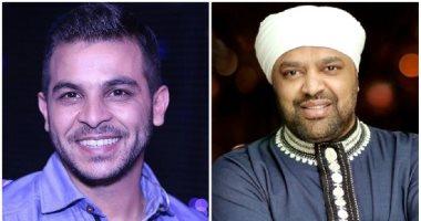 محمد رشاد وحجازى متقال يشاركان فى حفل شم النسيم بالقطامية