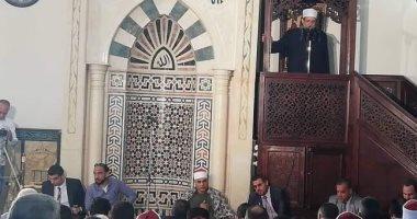 وزير الأوقاف من العريش:  ستبقى مصر وسيناء مقبرة للغزاة