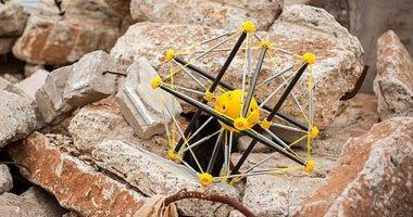 ابتكار روبوت ضد الكسر عند سقوطه من هيلكوبتر على بعد 183مترا