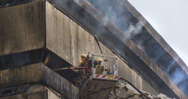 السيطرة على حريق بمزرعة دواجن وآخر بسطح منزل بالدقهلية