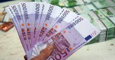 سعر اليورو اليوم الاثنين 17-6-2019 .. العملة الأوروبية ترتفع أمام الجنيه -