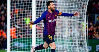ميسى يكتفى بـ30 دقيقة بقمة دورتموند ضد برشلونة في دوري أبطال أوروبا