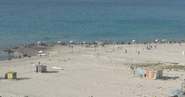 فيديو.. خالفوا القرارات فماتوا غرقًا.. قصة 11 جثة فى شاطئ النخيل