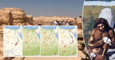 كيف كانت حياة الإنسان بمصر فى العصر الحجرى؟