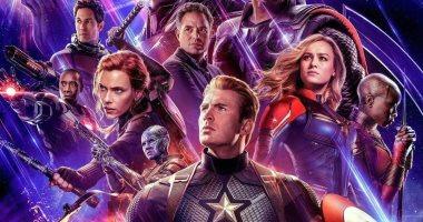 أكثر من 2 مليار دولار إيرادات Avengers: Endgame  x  12 يوما