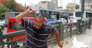 الأرصاد: غدا طقس شديد الحرارة بأغلب الأنحاء والعظمى بالقاهرة 42 درجة