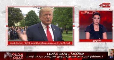 مستشار ترامب السابق: خيارات أمام الرئيس الأمريكى قبل تصنيف الإخوان بالإرهابية