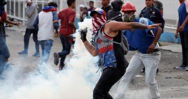 بوتين: التدخل الخارجى فى فنزويلا غير مقبول
