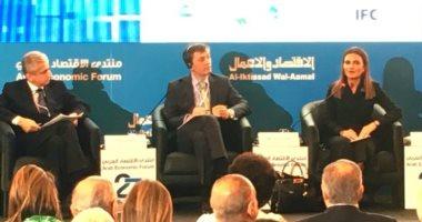 سحر نصر: رئاسة مصر للاتحاد الأفريقى توفر فرصة جيدة للشراكة العربية بأفريقيا