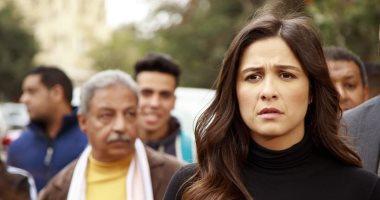 """فى الحلقة 11 """"لآخر نفس"""" خطف ياسمين عبد العزيز مجدداً ومحمد عز يقع فى حب شقيقتها"""