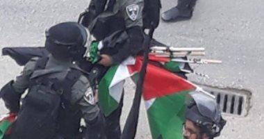 الاحتلال الإسرائيلى يعتقل 20 فلسطينيا من الضفة الغربية