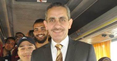 رئيس جامعة قناة السويس: بدء الامتحانات 22 مايو والتصحيح إلكترونى