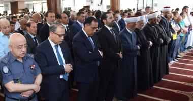 خطبة جمعة صلاة رئيس الوزراء ونظيره اللبنانى ببيروت تركز على شهر رمضان