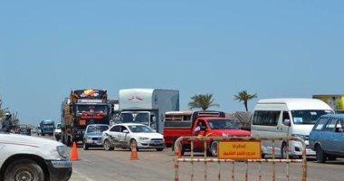 المرور تضبط 5187 مخالفة متنوعة أثناء القيادة على الطرق السريعة خلال 24 ساعة