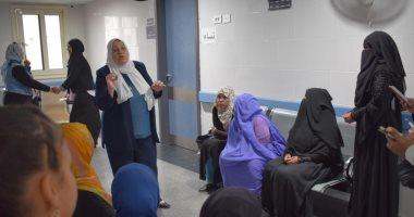 رئيس جامعة القاهرة: القافلة الطبية بحلايب وشلاتين أجرت الكشف على 260 مريض