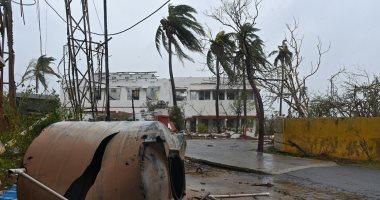 """صور.. الإعصار """"فانى"""" يضرب الهند وتعطيل العمل بالمدارس والجامعات والمطارات"""