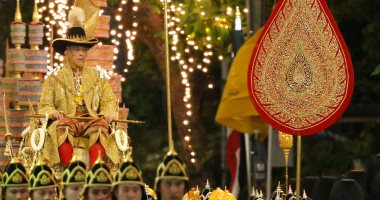 823ae4d1deea1 ملك تايلاند يفتتح جلسة أول برلمان منذ انقلاب عام 2014 - اليوم السابع