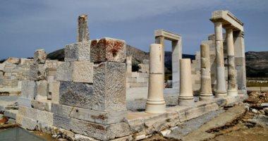 جوجل يضيف معبد أبولو اليونانى إلى بوابة التراث فى محرك بحثه