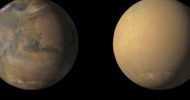 علماء: العواصف الترابية قد تكون سبب اختفاء الماء على سطح المريخ