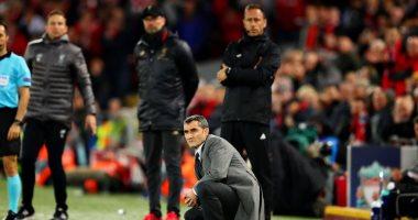 ليفربول ضد برشلونة.. فالفيردي: نشعر بألم بعد تكرار سيناريو الخروج
