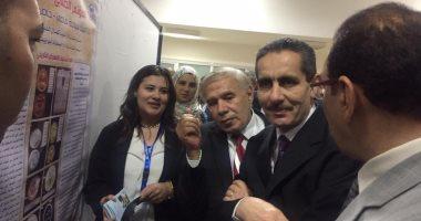 صور .. رئيس جامعة قناة السويس: بدأنا التحول الرقمى لتحقيق التنمية