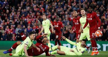"""40 صورة تلخص ليلة """"الشهد والدموع"""" فى ريمونتادا ليفربول ضد برشلونة"""