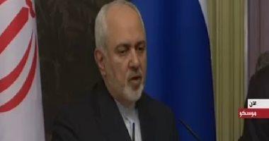 وزير الخارجية الإيرانى يشكر لافروف على دعم روسيا لبلاده أمام العقوبات الأمريكية