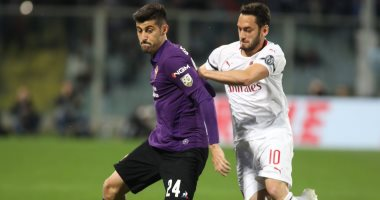 ميلان يخطف فوزا ثمينا من فيورنتينا فى الدوري الإيطالي.. فيديو