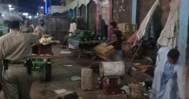 رئيس حى المنتزة بالإسكندرية: حملات أمن الصناعى على جميع المطاعم