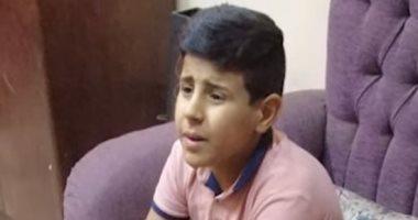 فيديو.. الشرطة تحرر طفل اختطفه مجرمين لمساومة أسرته بالمال فى سوهاج
