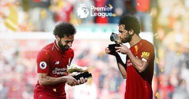 محمد صلاح ينافس على جائزتين بسباق الأفضل فى موسم ليفربول