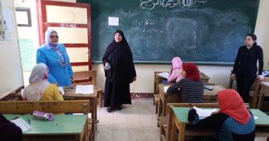 """وكيل تعليم """"كفر الشيخ"""" تستبعد ملاحظين بلجنة امتحانات الشهادة الإعدادية"""