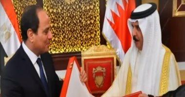 النواب البحرينى: زيارة الملك حمد لمصر دفعة قوية لمسار العمل المشترك بين البلدين